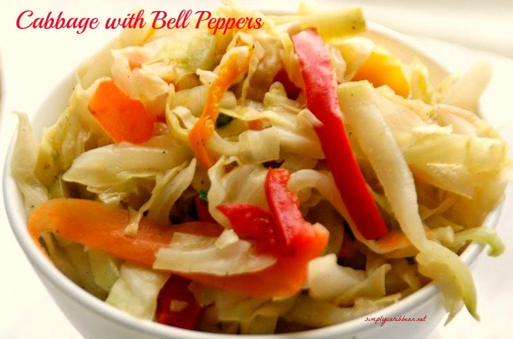 Cabbage and Peppers
