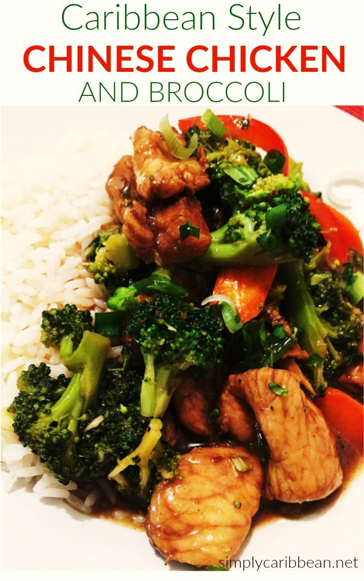 Simply caribbean the most amazing caribbean recipes online caribbean chinese chicken and broccoli forumfinder