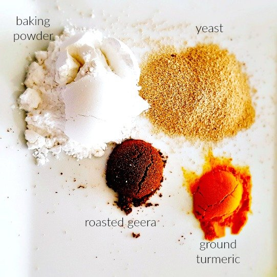 spices for phoulorie