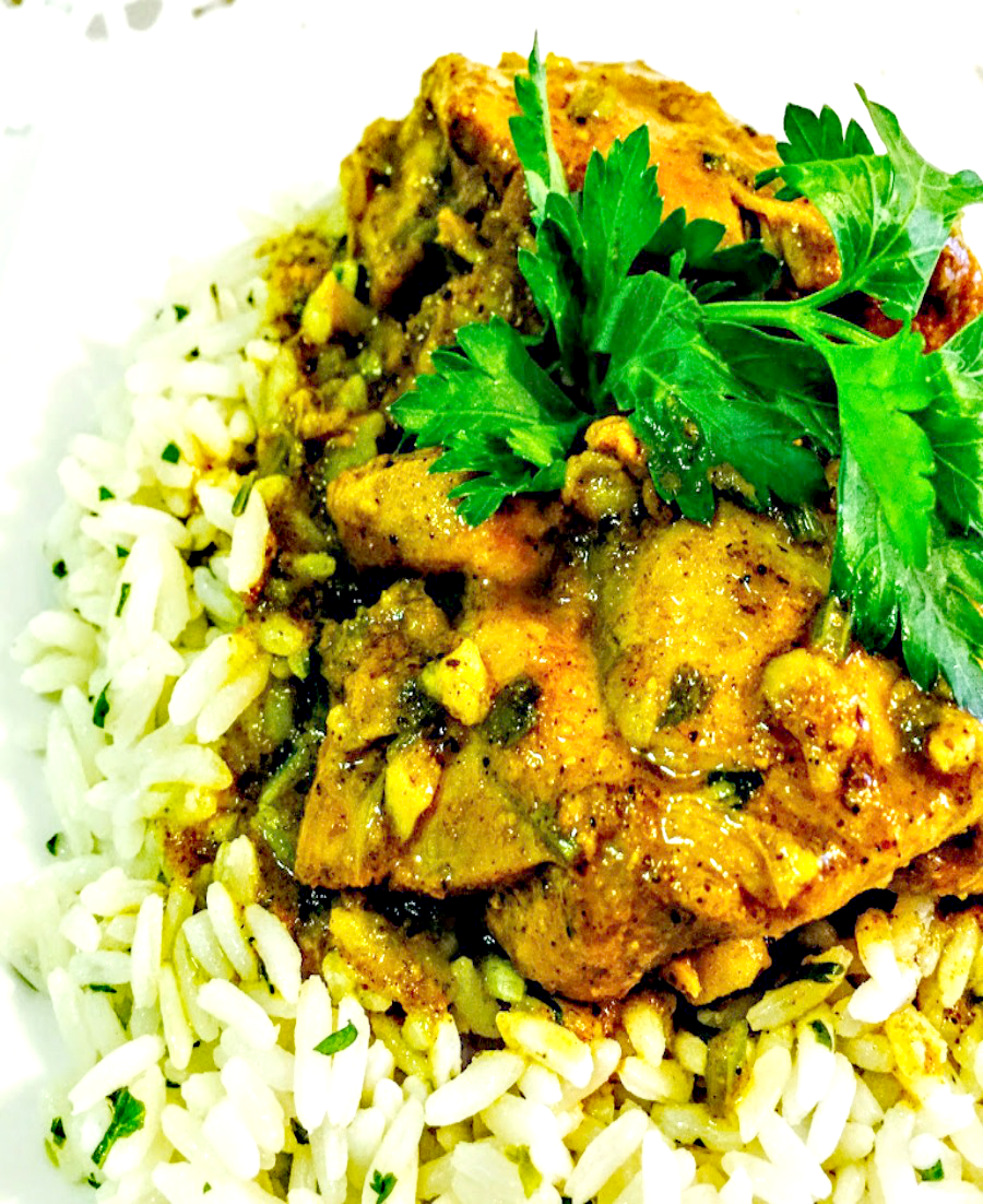 Simply caribbean the most amazing caribbean recipes online the most amazing curry chicken forumfinder Gallery