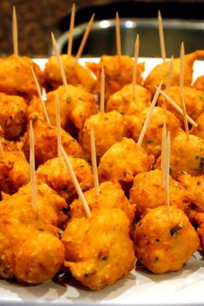 Fish Cakes /Cod Fish-Fritters