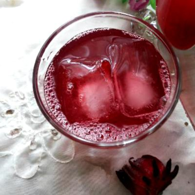 The Best Trinidad Sorrel Drink