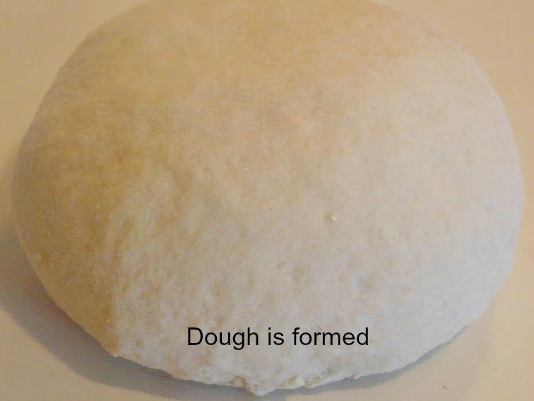 smooth dough for making trinidad style fry bake