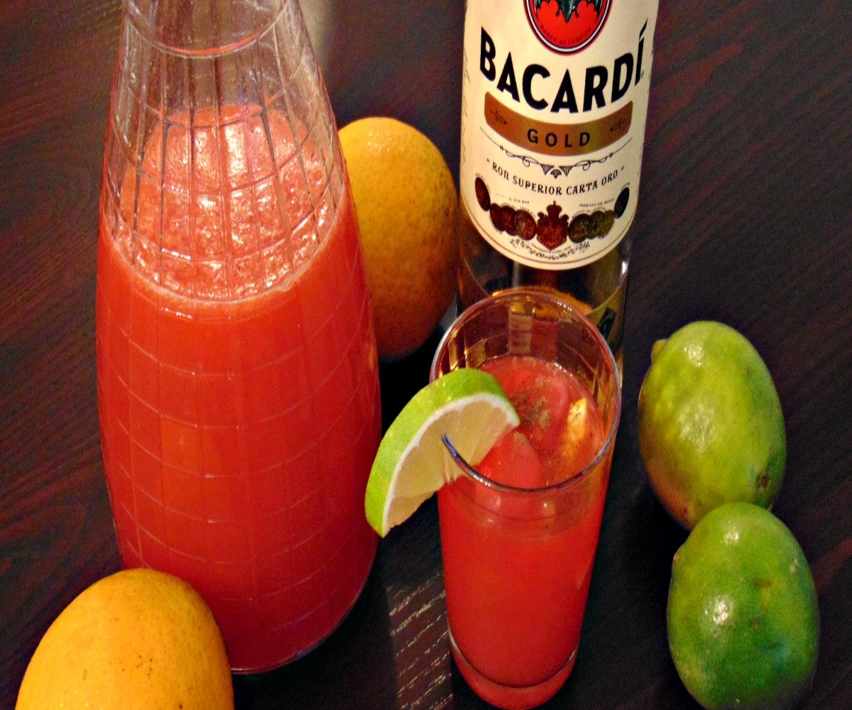 Long Rum Punch Recipe — Dishmaps