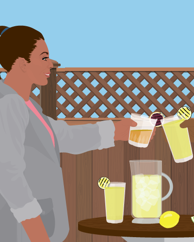 Grill Your Cocktails For Extra Smoky Flavor