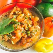 roasted tomato chutney-Chutney Cookbook, 10 chutney recipes, simple chutneys