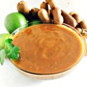 tamarind chutney-Chutney Cookbook, 10 chutney recipes, simple chutneys