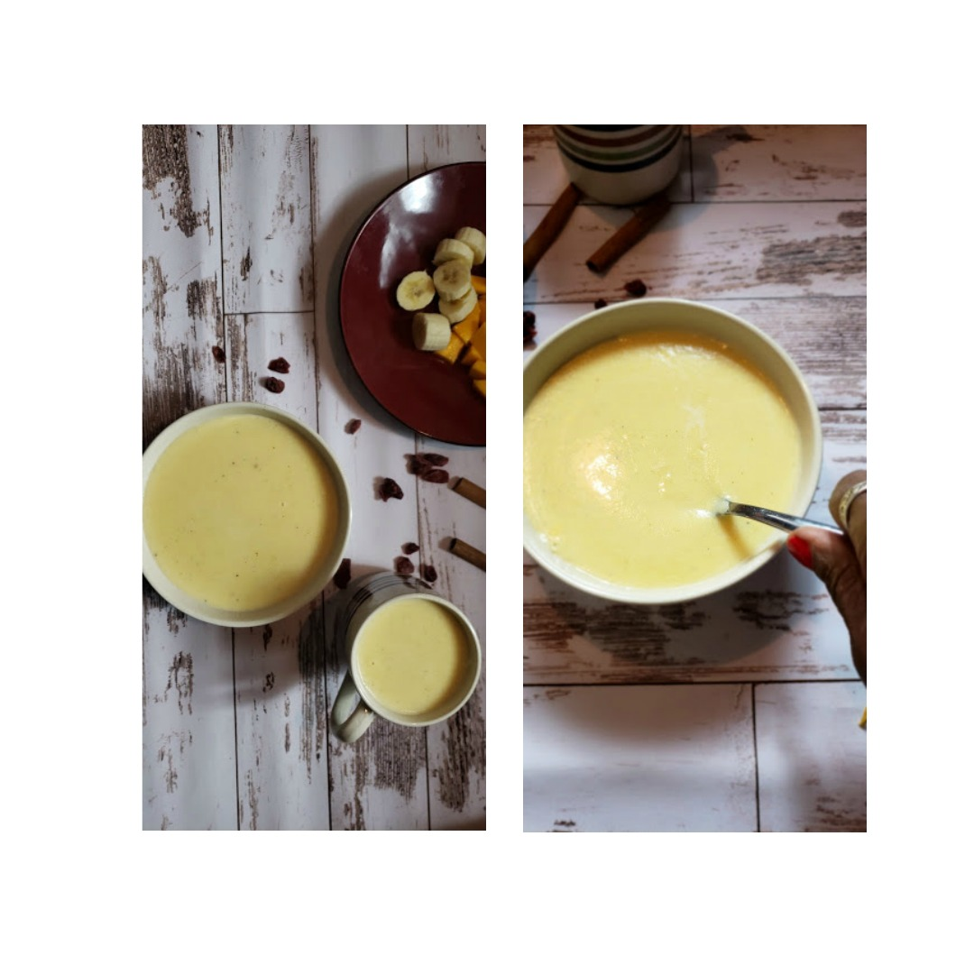 The Perfect Trinidadian Cornmeal Porridge